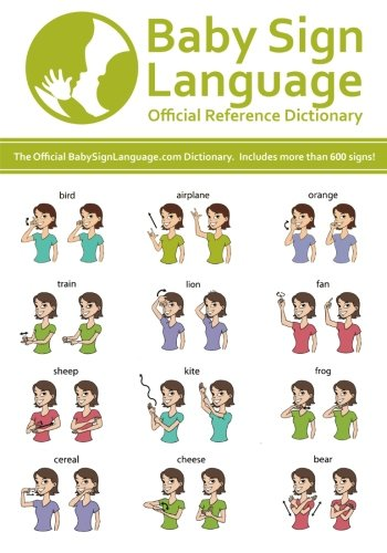 9780983860129: Baby Sign Language Official Reference Dictionary