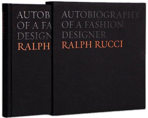 9780983863298: Ralph Rucci: Autobiography of a Fashion Designer