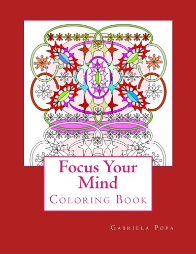 9780983864134: Focus Your Mind: Coloring Book