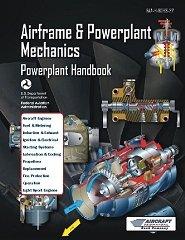 9780983865834: FAA-H-8083-32 Airframe and Powerplant Mechanics: Powerplant Handbook
