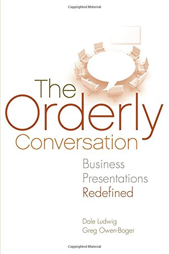 The Orderly Conversation: Ludwig, Dale