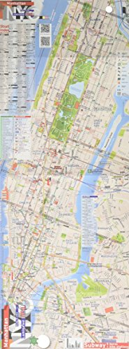 9780983879251: nfld GUIDE of New York City - Map and Listings - Landmarks - Museums - Shopping - Restaurants