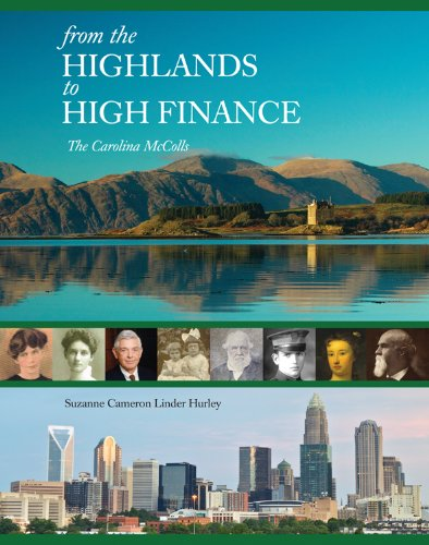 From the Highlands to High Finance: Suzanne Cameron Linder