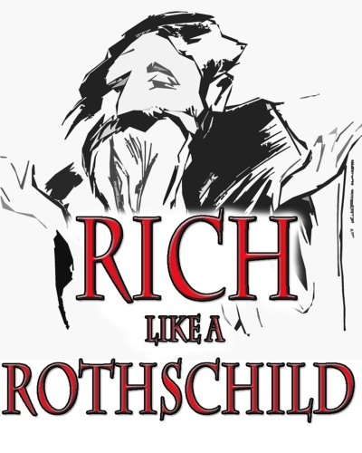 Rich like a Rothschild (Volume 1) kolankowski,