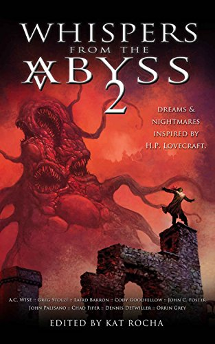 Whispers from the Abyss Vol.2: Kat Rocha; Dennis