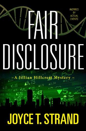9780983926276: Fair Disclosure: A Jillilan Hillcrest Mystery