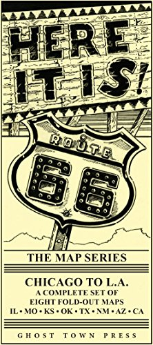 9780983935902: Here It Is! The Route 66 Map Series by Jim Ross and Jerry McClanahan (2015-02-23)