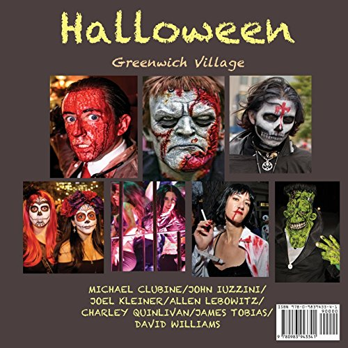 Halloween Greenwich Village: Laddin Press LLC