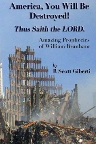 9780983947127: America, You Will Be Destroyed! Thus Saith the LORD.: First Stone, LLC.