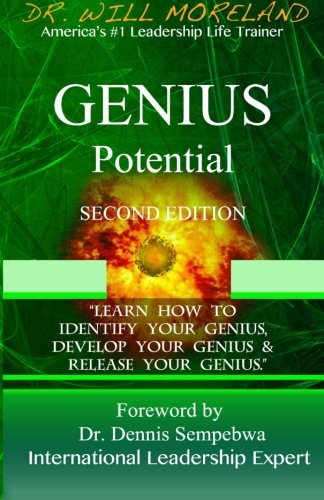 9780983947264: Genius Potential: Learn How To Identify, Develop & Release Your Genius