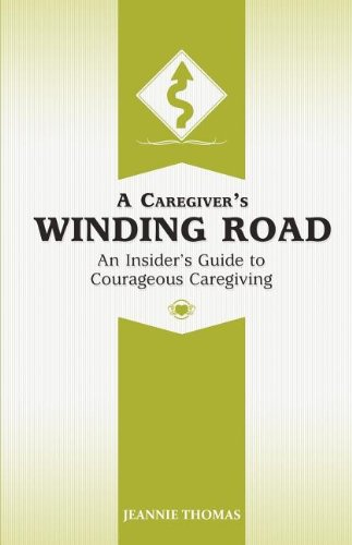 9780983947509: A Caregiver's Winding Road