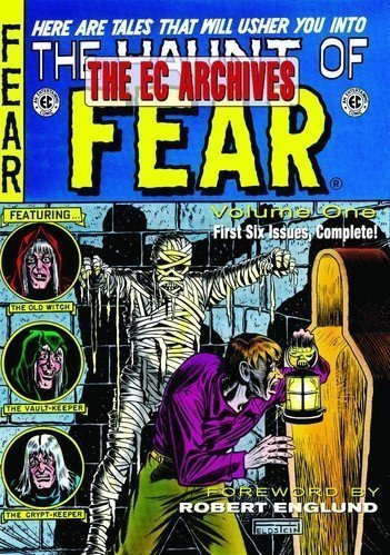 9780983948704: Haunt of Fear (The EC Archives)