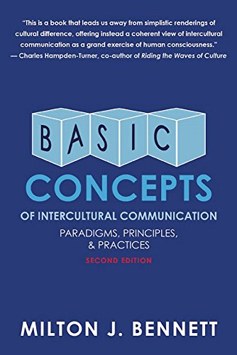 9780983955849: Basic Concepts of Intercultural Communication: Paradigms, Principles, and Practices