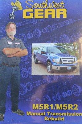 m5r1 transmission rebuild manual