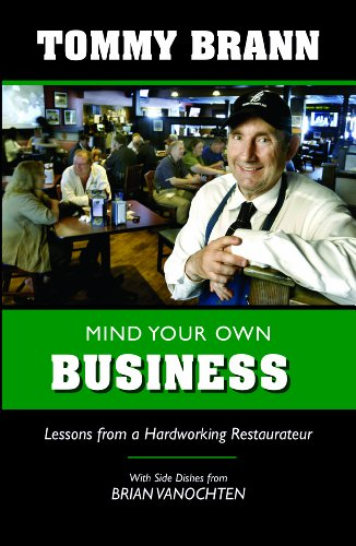 Mind Your Own Business: Tommy Brann