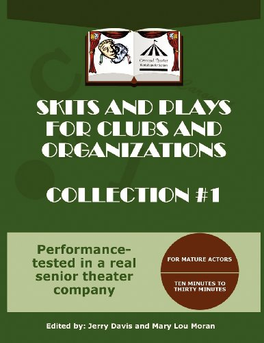 9780983997108: SKITS AND PLAYS FOR CLUBS AND ORGANIZATIONS, COLLECTION #1