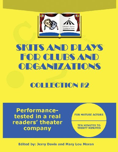 SKITS AND PLAYS FOR CLUBS AND ORGANIZATIONS,: UpStageLeft Press