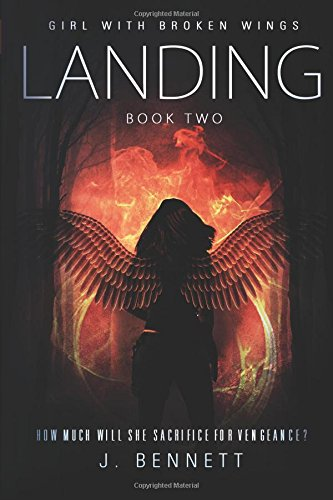 9780984004874: Landing: Girl With Broken Wings: Volume 2
