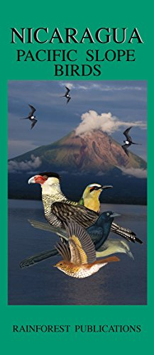 9780984010707: Nicaragua Pacific Slope Birds