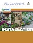 9780984021901: Landscape Training Manual for Installation Technicians