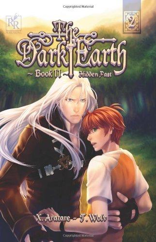 9780984029822: The Dark Earth: Hidden Past Vol. 2 (Yaoi Manga): Hidden Past (Volume 2)