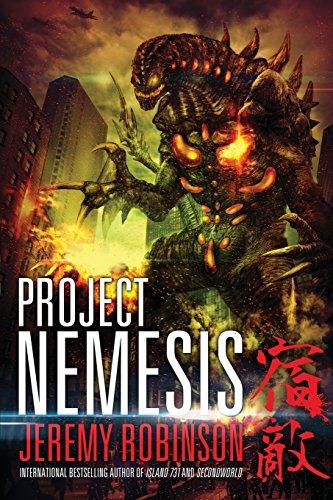9780984042395: Project Nemesis (a Kaiju Thriller)