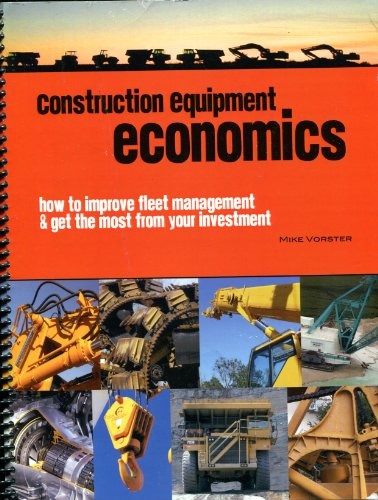 9780984050604: Construction Equipment Economics