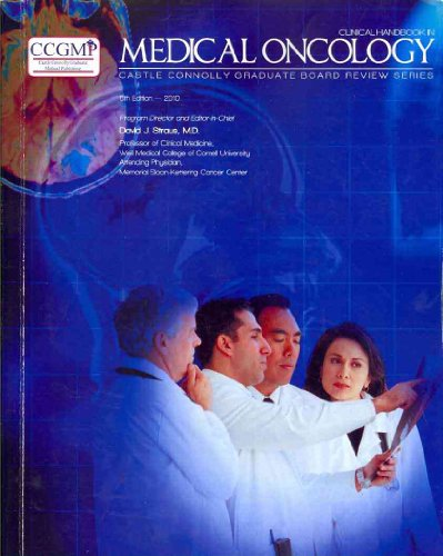 9780984055166: Clinical Handbook in Medical Oncology (Castle Connolly Graduate Board Review)