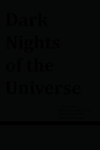 9780984056675: Dark Nights of the Universe (Novo Pan Klub)