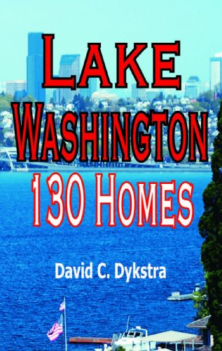 9780984059102: Lake Washington 130 Homes