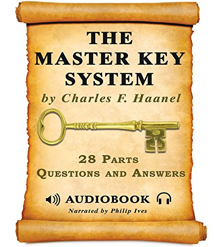 9780984064618: The Master Key System Audiobook MP3 - All 28 Parts