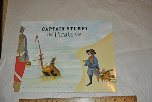 Captain Stumpy the Pirate Cat: Bliven, Jeremy E.
