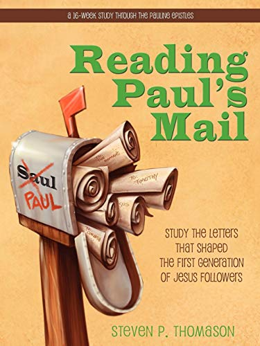 9780984067039: Reading Paul's Mail