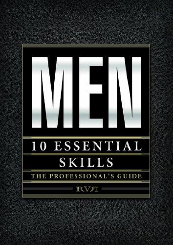 Men: 10 Essential Skills, The Professional's Guide: Robert Valdes-Rodriguez (RVR)