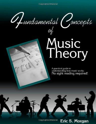 Fundamental Concepts of Music Theory: Eric S. Morgan