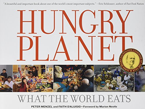 9780984074433: Hungry Planet: What the World Eats