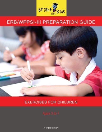 9780984081028: ERB/WPPSI-III Preparation Guide