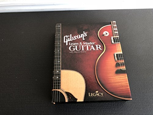 9780984081196: Gibson's Learn & Master Guitar with Steve Krenz (Learn & Master)