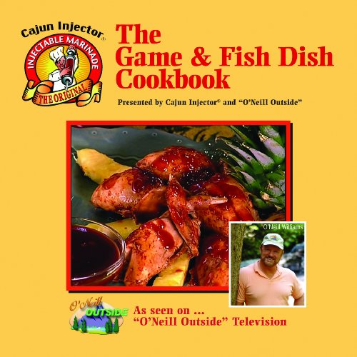 9780984085101: The Game and Fish Cookbook