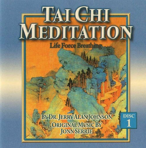 9780984099238: Tai Chi Meditation, Disc 1: Life Force Breathing
