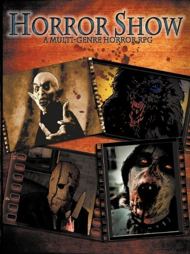 9780984102686: Horror Show RPG (BED5001)