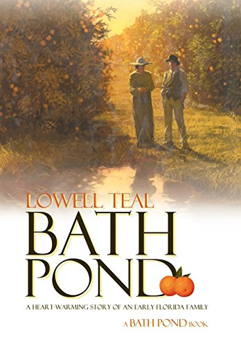 Bath Pond (Hardback) - Lowell Teal