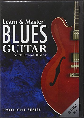 9780984119332: Learn and Master Blues Guitar (Spotlight Series)