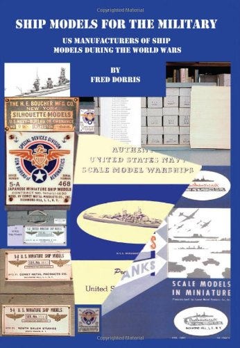 9780984126705: Ship Models for the Military