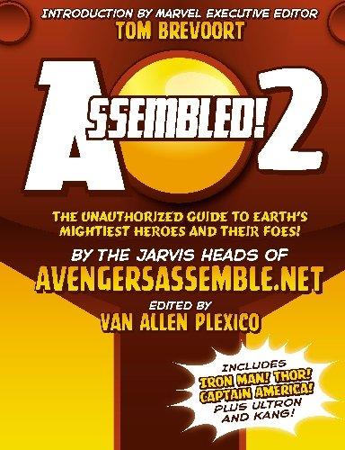 Assembled 2: Earths Mightiest Heroes and Villains: Van Allen Plexico