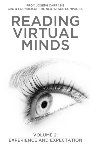 9780984140350: Reading Virtual Minds Volume II: Experience and Expectation (Volume 2)