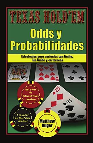 9780984143429: Texas Holdem Odds y Probabilidades (Spanish Edition)