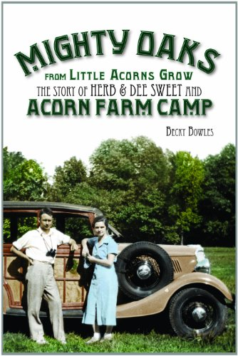 Mighty Oaks from Little Acorns Grow:The Story: Becky Bowles