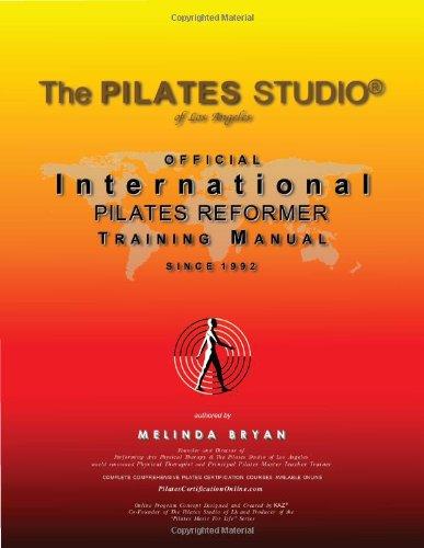 9780984149223: Pilates REFORMER Training Manual (Official International Training Manual