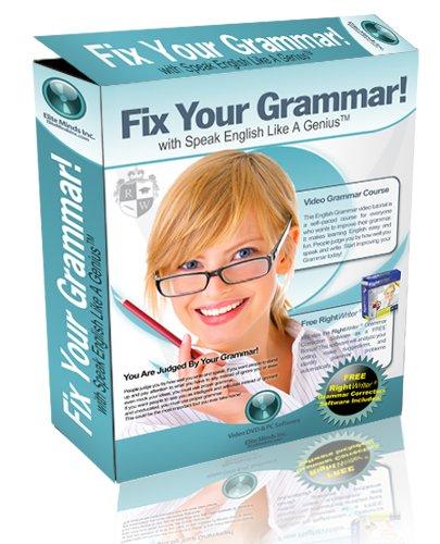 9780984158416: Fix Your Grammar! A Video Grammar Improvement Course